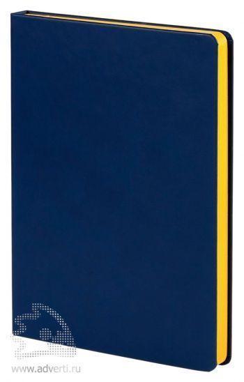 Ежедневник «Blues», желтый