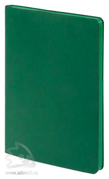 Ежедневник «Jungle», зеленый