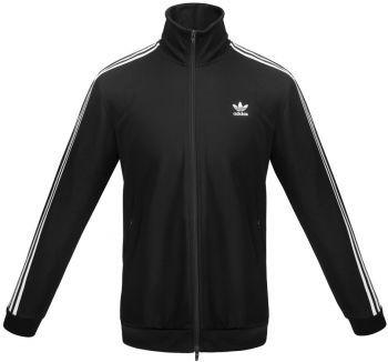 Куртка тренировочная «Franz Beckenbauer», черная