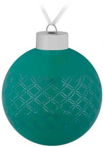 Елочный шар «Queen», зеленый