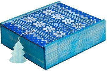 Подарочный новогодний набор «Деловой», упаковка
