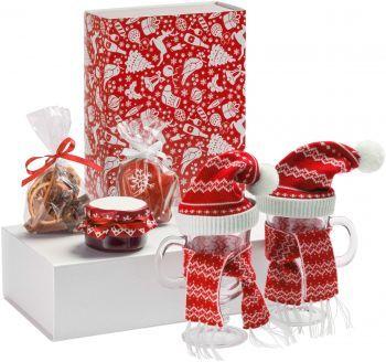 Набор для глинтвейна «Предвкушение волшебства», красный