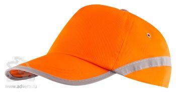 Бейсболка «Makito Cap Tarea», оранжевая