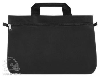 Конференц-сумка «Cyrus», черная
