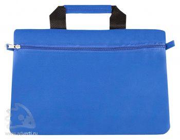 Конференц-сумка «Cyrus», синяя