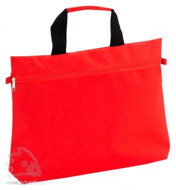 Конференц-сумка «Cyrus», красная