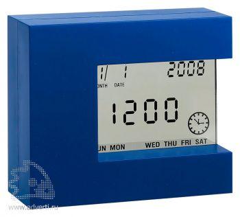 Настольные часы «Nester», синие