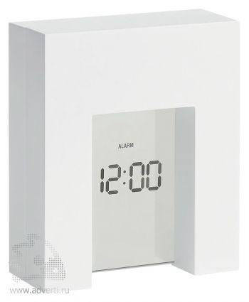 Настольные часы «Nester», белые