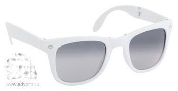 Очки солнцезащитные складные «Stifel», белые