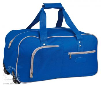 Сумка на колесах «Nevis», синяя