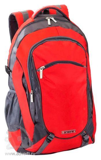 Рюкзак «Virtux», красный