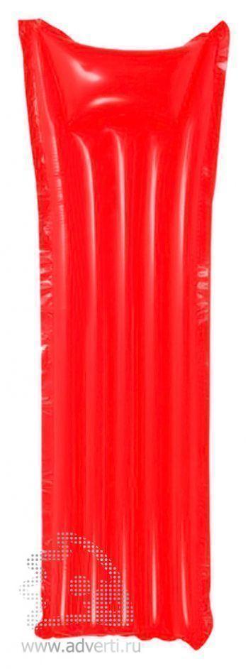Надувной матрас «Pumper», красный