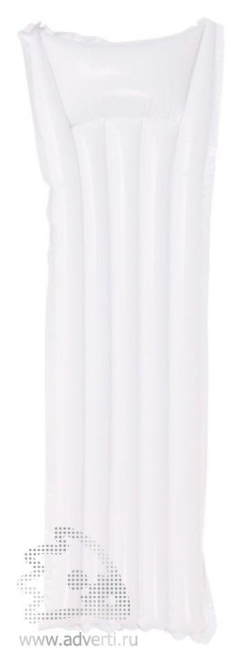Надувной матрас «Pumper», белый