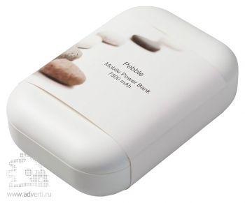 Универсальный внешний аккумулятор «Pebble» 7800 mAh, упаковка