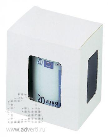 Упаковка со смотровым окошком на одну кружку «Rou Bill»