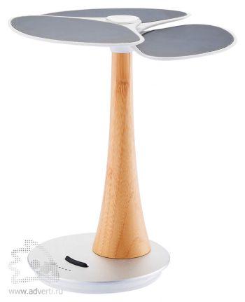 Зарядное устройство «Ginkgo» с солнечными панелями
