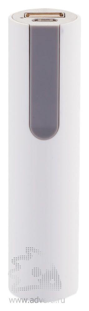 Зарядное устройство 2200 мА/ч, белое