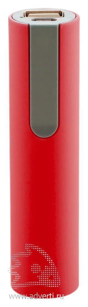 Зарядное устройство 2200 мА/ч, красное