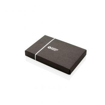 Бумажник с зарядным устройством «Swiss Peak», 2200 mAh, упаковка