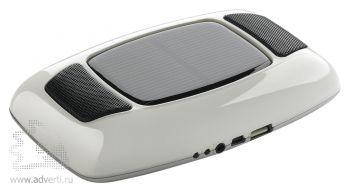 Аудио-колонка и зарядное устройство на солнечной батарее «Sonus» 2 в 1
