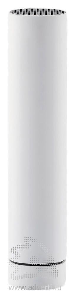Зарядное устройство со встроенной колонкой, 3500 mAh, белое