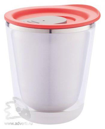 Компактный термостакан «Dia», красный