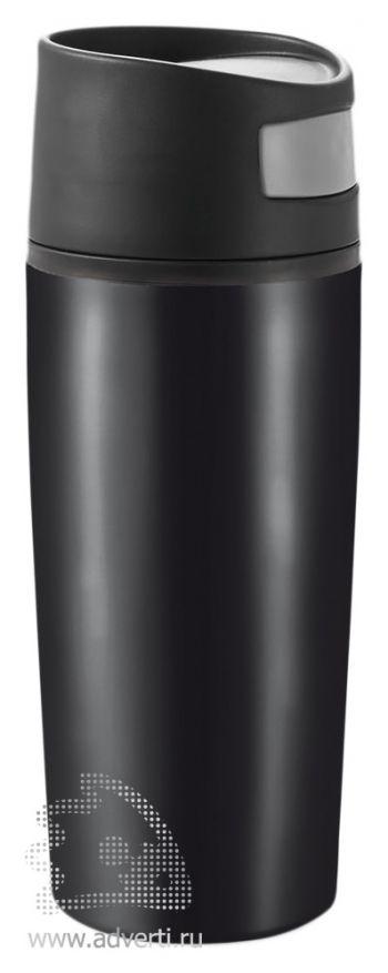 Герметичный термостакан «Auto», черный