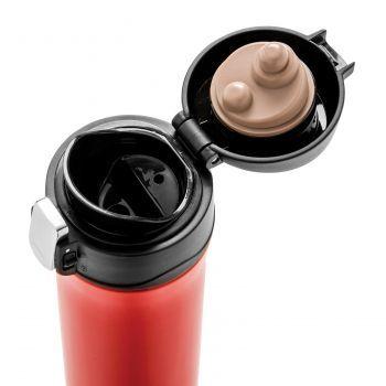 Термокружка Easy lock, 300 мл, красная, крышка