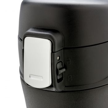 Вакуумная термокружка Elite с внутренним медным покрытием, кнопка
