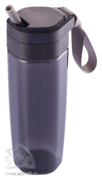 Бутылка для воды «Turner», черная
