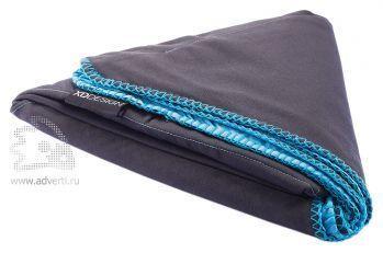 Плед для пикника «Hexo», синий