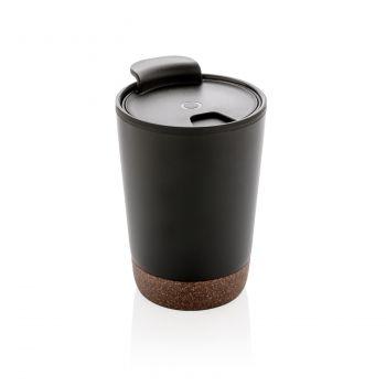 Термокружка «Cork», черная