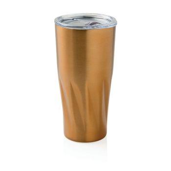 Вакуумная термокружка Copper, золотистая