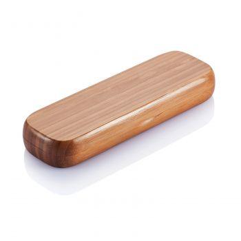 Бамбуковая ручка в пенале «Bamboo»