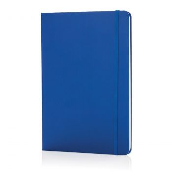 Блокнот для записей «Basic», в твердой обложке, А5, синий