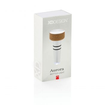 Лампа для бутылок «Aurora», упаковка