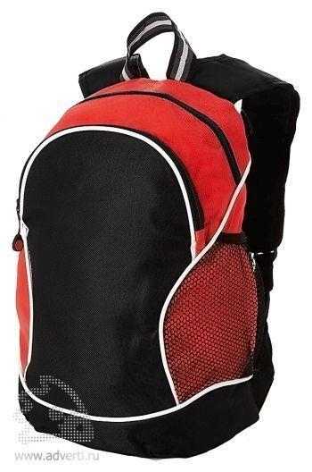 Рюкзак «Бумеранг», красный