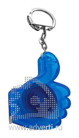 Брелок-рулетка «Yes Frost», синий