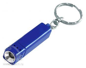 Брелок-фонарик PR-049, синий