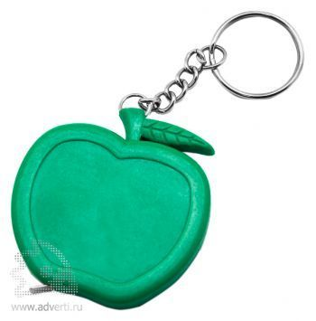 Брелок-рулетка «Яблоко»