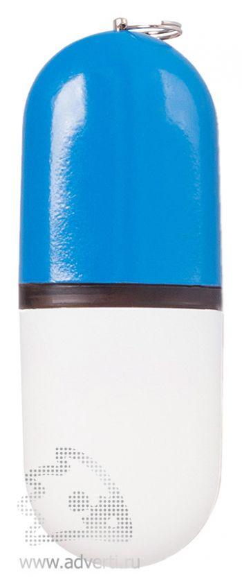 Флеш-память «Капсула-2», синяя