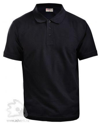 Рубашка поло LEELA, черная