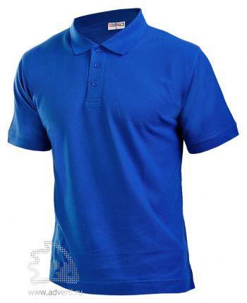 Рубашка поло LEELA, синяя