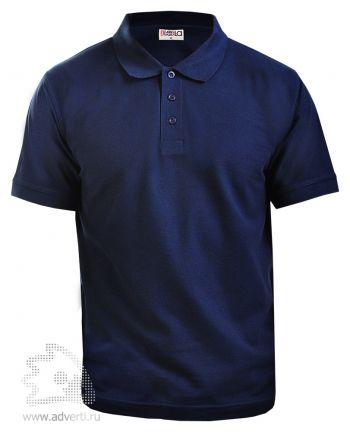 Рубашка поло LEELA, темно-синяя