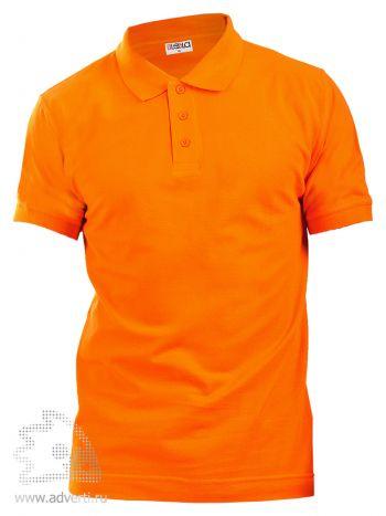 Рубашка поло LEELA, оранжевая