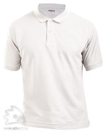Рубашка поло LEELA,  белая
