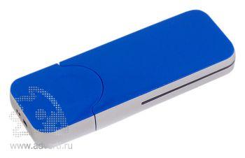 Флеш-память «Мио», синяя