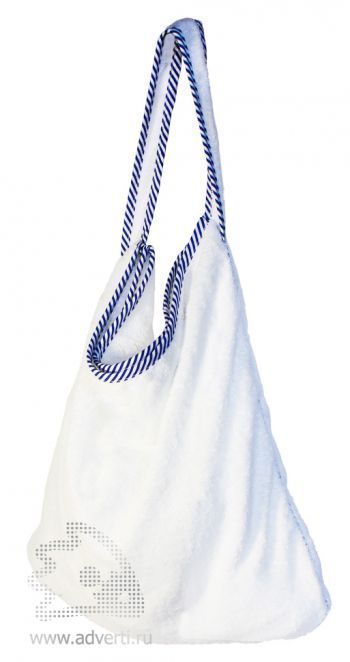 Пляжные сумки-полотенца из махры, пляжная сумка