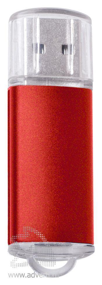 Флеш-память «Ultra Rio», красная