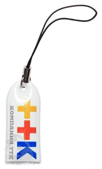 Брелок-полировка для мобильного телефона